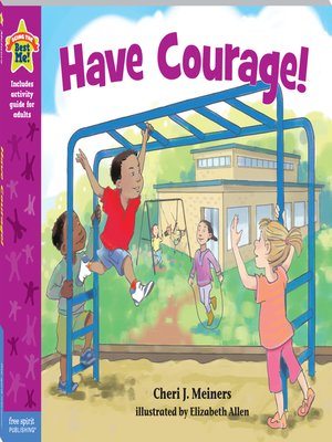 cover image of Have Courage!