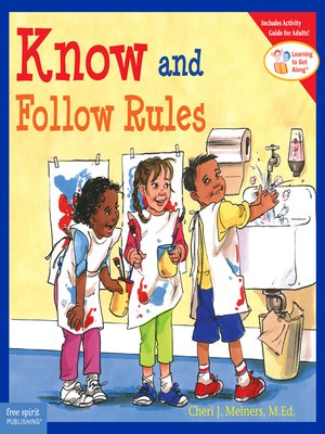 cover image of Know and Follow Rules