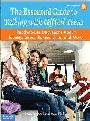cover image of The Essential Guide to Talking with Gifted Teens