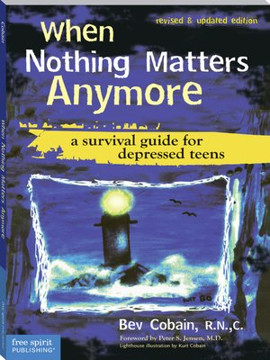 cover image of When Nothing Matters Anymore