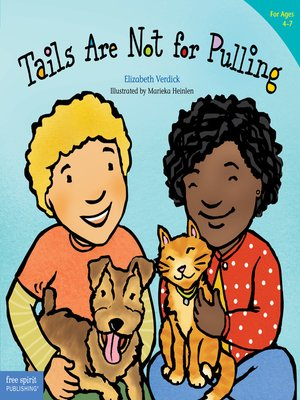 cover image of Tails Are Not for Pulling