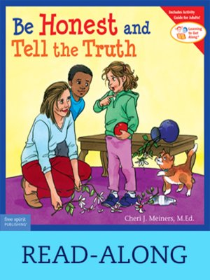 cover image of Be Honest and Tell the Truth