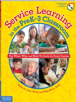 cover image of Service Learning in the PreK–3 Classroom