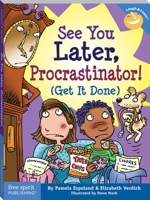 cover image of See You Later Procrastinator!