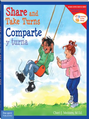 cover image of Share and Take Turns/Comparte y turna
