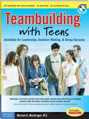 cover image of Teambuilding with Teens