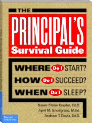 cover image of The Principal's Survival Guide