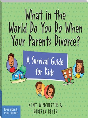 cover image of What in the World Do You Do When Your Parents Divorce?