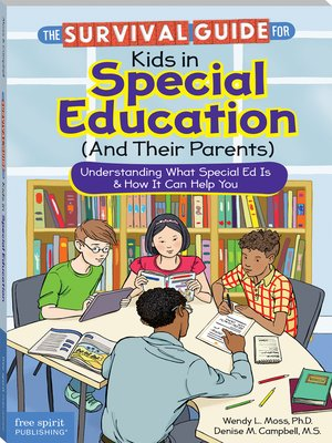 cover image of The Survival Guide for Kids in Special Education (And Their Parents)
