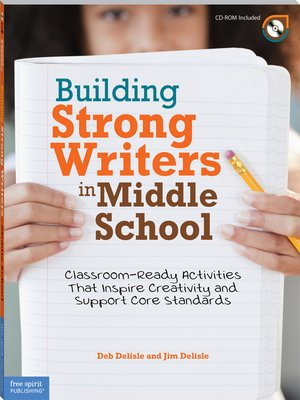 cover image of Building Strong Writers in Middle School