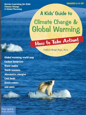 cover image of A Kids' Guide to Climate Change and Global Warming