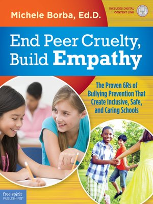 cover image of End Peer Cruelty, Build Empathy