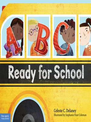 cover image of ABC Ready for School