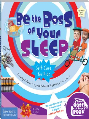 cover image of Be the Boss of Your Sleep
