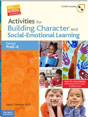 cover image of Activities for Building Character and Social-Emotional Learning Grades PreK-K