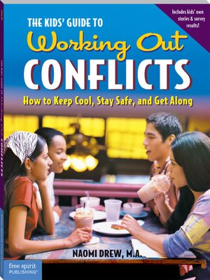 cover image of The Kids' Guide to Working Out Conflicts