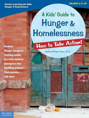 cover image of A Kids' Guide to Hunger and Homelessness