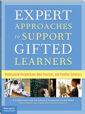 cover image of Expert Approaches to Support Gifted Learners