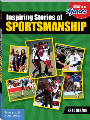 cover image of Inspiring Stories of Sportsmanship