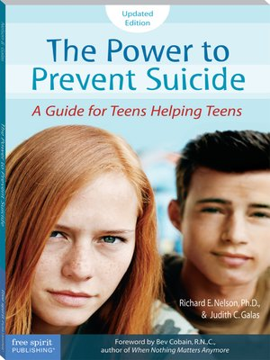cover image of The Power to Prevent Suicide