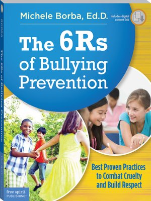 cover image of The 6Rs of Bullying Prevention