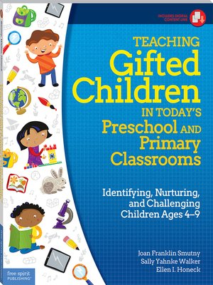 cover image of Teaching Gifted Children in Today's Preschool and Primary Classrooms
