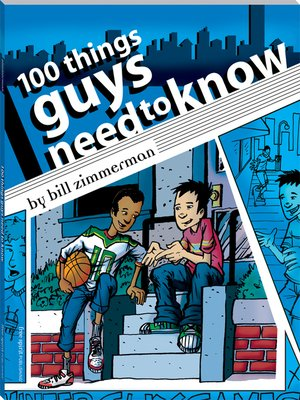 cover image of 100 Things Guys Need to Know