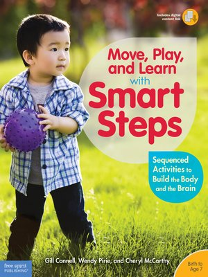 cover image of Move, Play, and Learn with Smart Steps