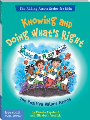 cover image of Knowing and Doing What's Right