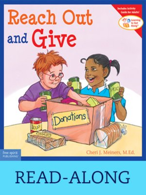 cover image of Reach Out and Give