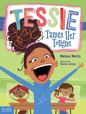 cover image of Tessie Tames Her Tongue