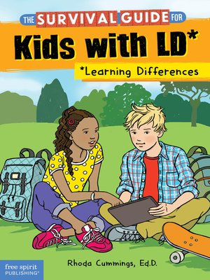 cover image of The Survival Guide for Kids with LD