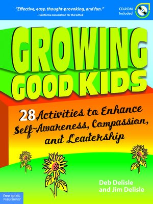 cover image of Growing Good Kids