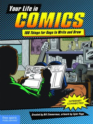 cover image of Your Life in Comics