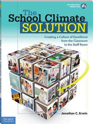 cover image of The School Climate Solution