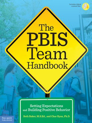 cover image of PBIS Team Handbook