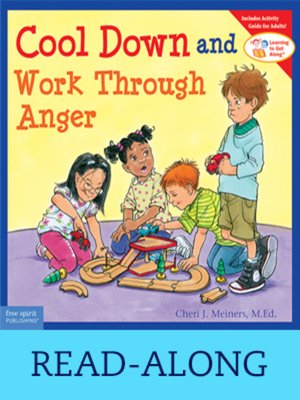 cover image of Cool Down and Work Through Anger