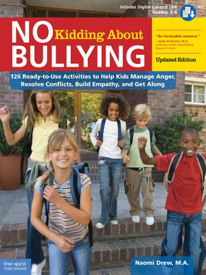 cover image of No Kidding About Bullying