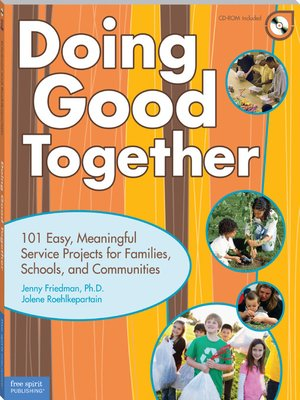 cover image of Doing Good Together