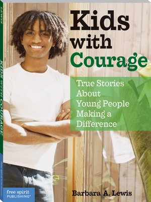 cover image of Kids with Courage