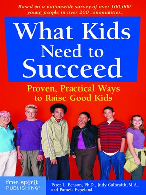 cover image of What Kids Need to Succeed