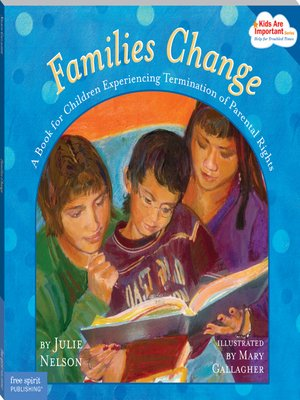 cover image of Families Change