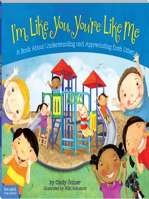 cover image of I'm Like You, You're Like Me