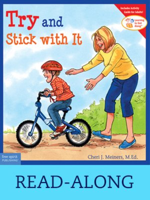 cover image of Try and Stick with It