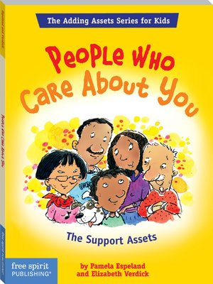 cover image of People Who Care About You