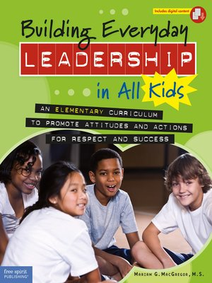 cover image of Building Everyday Leadership in All Kids