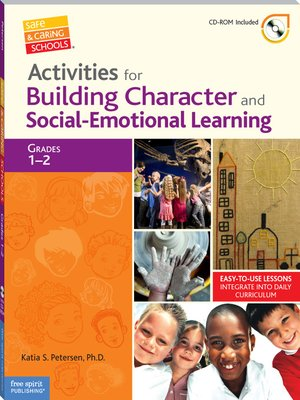 cover image of Activities for Building Character and Social-Emotional Learning Grades 1-2