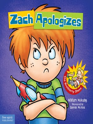 cover image of Zach Apologizes