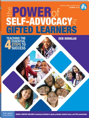 cover image of The Power of Self-Advocacy for Gifted Learners