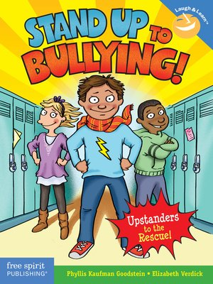 cover image of Stand Up to Bullying!
